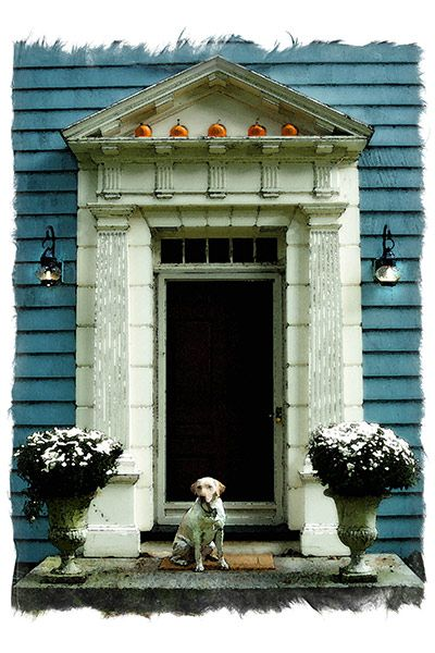 Greeting Committee, Belmont, Massachusettes